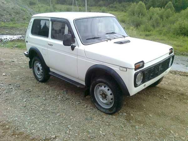 Лада 4x4 2121 Нива, 1996 год, 150 000 руб.