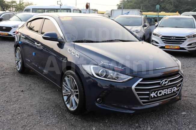 Hyundai Avante, 2016 год, 890 000 руб.