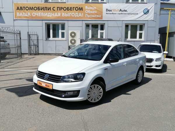 Volkswagen Polo, 2017 год, 697 300 руб.