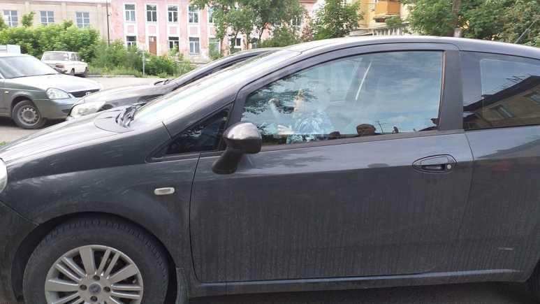 Fiat Punto, 2007 год, 120 000 руб.