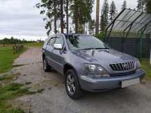 Санкт-Петербург RX300 2001