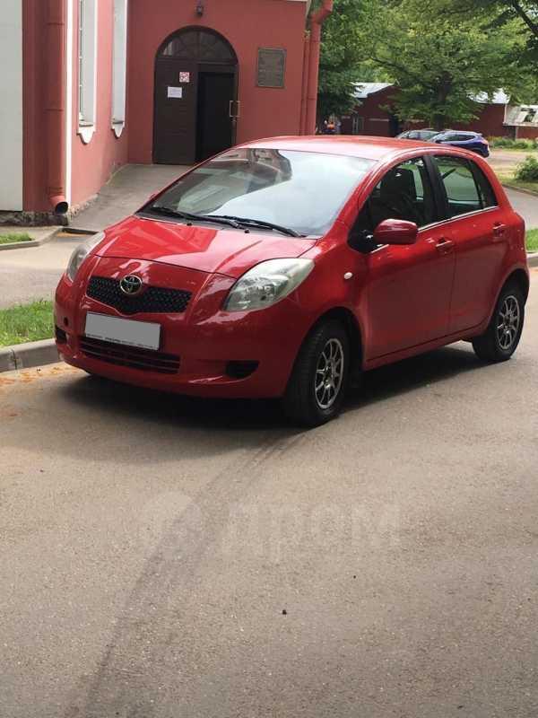 Toyota Yaris, 2006 год, 299 000 руб.