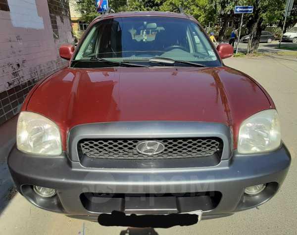 Hyundai Santa Fe, 2001 год, 340 000 руб.