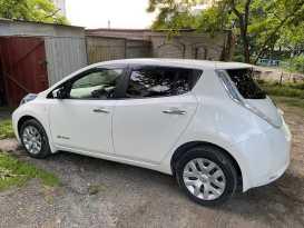 Владивосток Nissan Leaf 2015