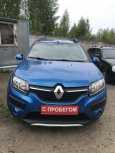 Renault Sandero, 2016 год, 578 000 руб.