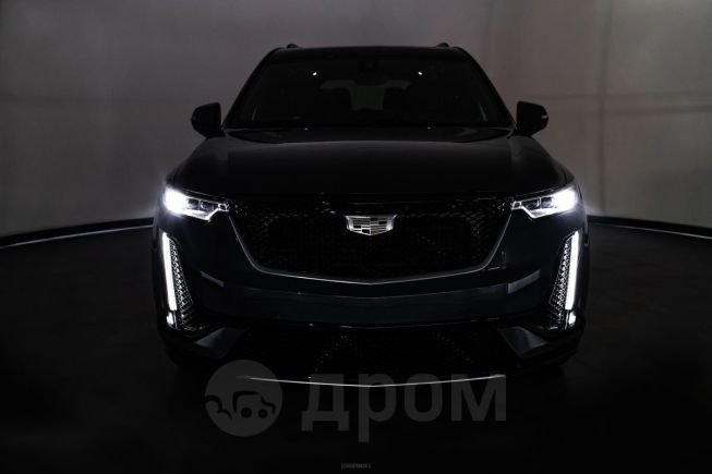 Cadillac XT6, 2020 год, 4 400 000 руб.