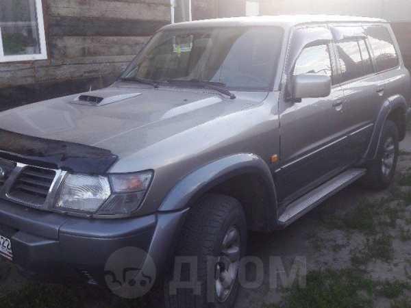 Nissan Patrol, 2000 год, 590 000 руб.