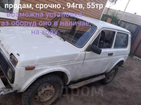 Лада 4x4 2121 Нива, 1994 год, 42 000 руб.