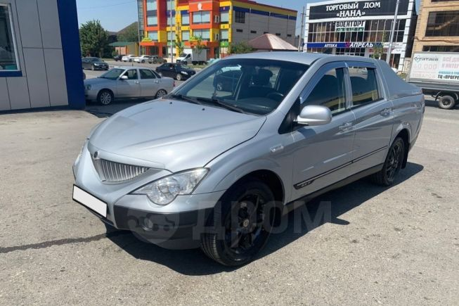 SsangYong Actyon Sports, 2011 год, 580 000 руб.