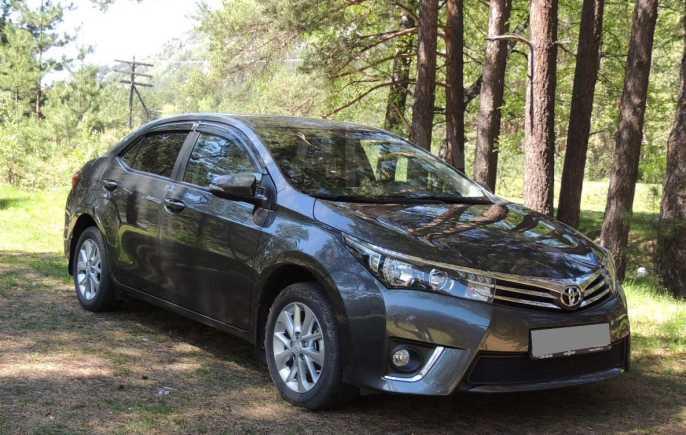 Toyota Corolla, 2015 год, 890 000 руб.