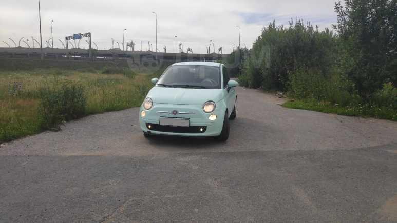 Fiat 500, 2014 год, 550 000 руб.