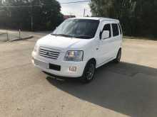 Краснодар Wagon R Solio 2001