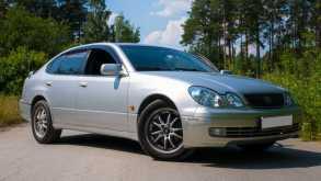 Екатеринбург GS430 2001