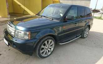 Грозный Range Rover Sport