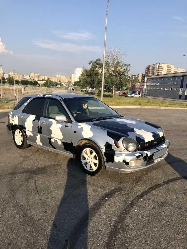 Subaru Impreza, 2002 год, 160 000 руб.