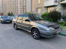 Москва 2115 Самара 2013