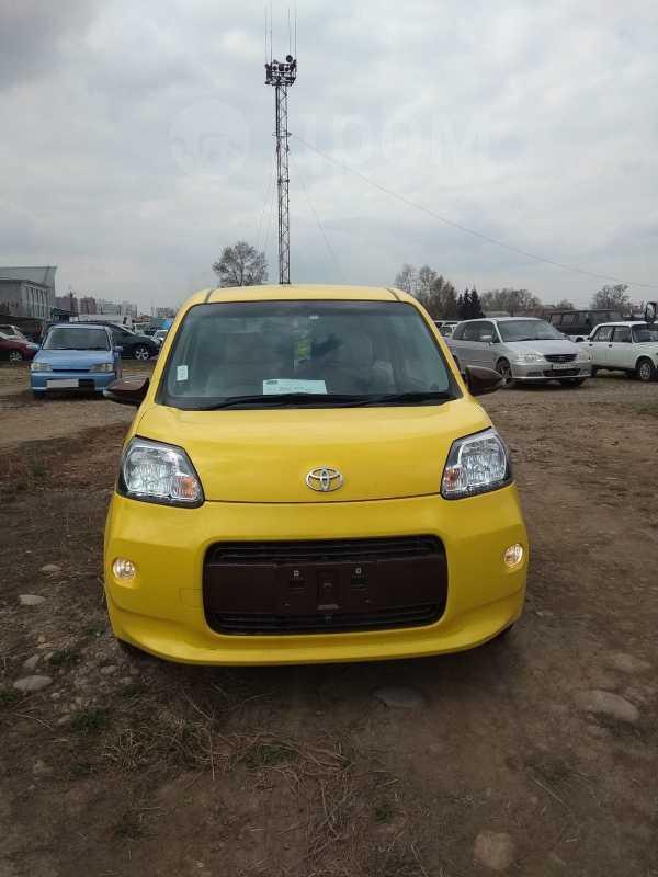 Toyota Porte, 2014 год, 605 000 руб.