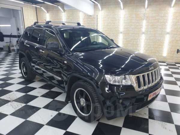 Jeep Grand Cherokee, 2012 год, 850 000 руб.