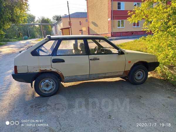 Лада 2109, 1990 год, 19 000 руб.