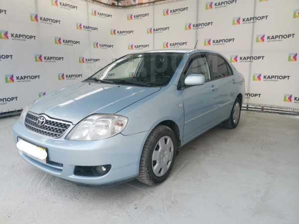 Toyota Corolla, 2004 год, 391 000 руб.