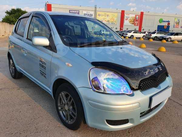 Toyota Vitz, 2003 год, 268 000 руб.