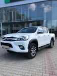 Toyota Hilux Pick Up, 2016 год, 1 880 000 руб.