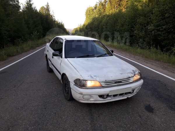 Toyota Carina, 1998 год, 85 000 руб.