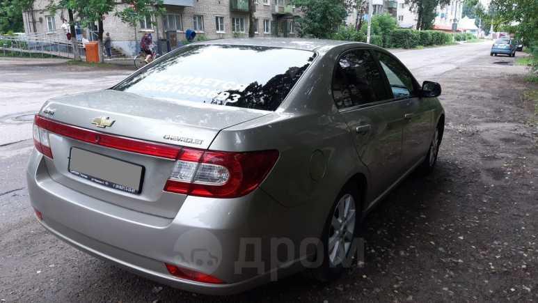 Chevrolet Epica, 2010 год, 360 000 руб.