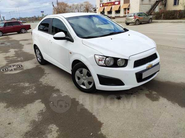 Chevrolet Aveo, 2014 год, 445 000 руб.
