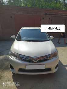 Новосибирск Corolla Axio 2013