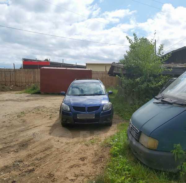 Toyota Voltz, 2002 год, 380 000 руб.