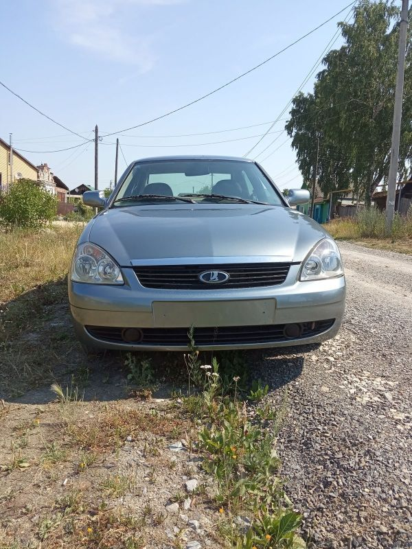 Лада Приора, 2008 год, 133 000 руб.