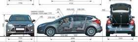 Ford Focus, 2012 год, 449 999 руб.