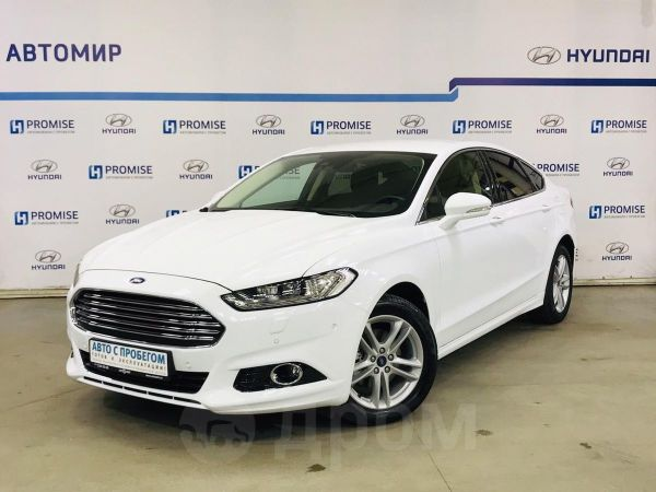Ford Mondeo, 2018 год, 1 720 977 руб.