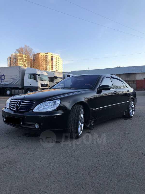 Mercedes-Benz S-Class, 2000 год, 320 000 руб.