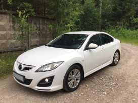 Пермь Mazda6 2012