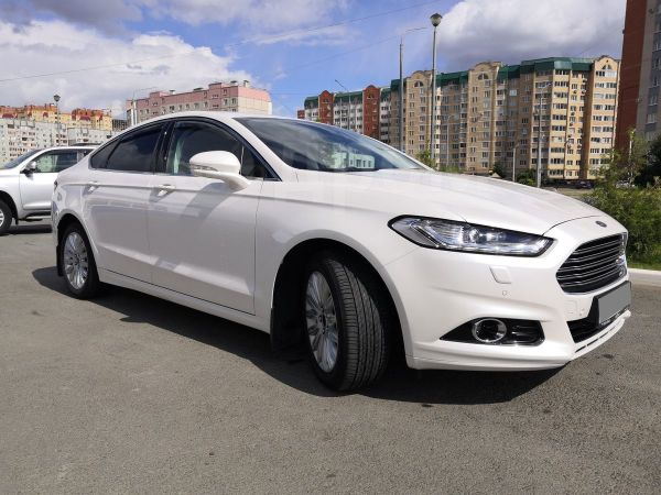 Ford Mondeo, 2017 год, 1 380 000 руб.