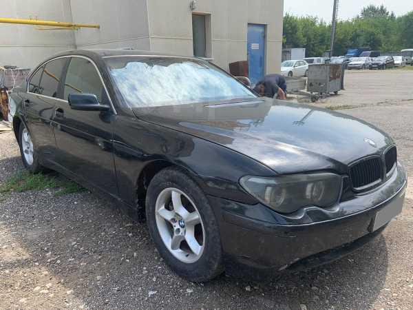 BMW 7-Series, 2002 год, 200 000 руб.