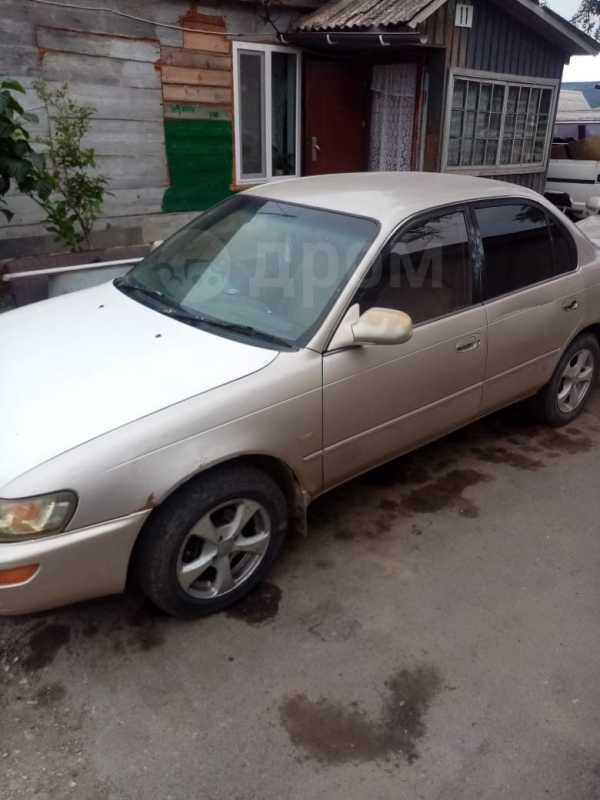 Toyota Corolla, 1992 год, 119 000 руб.