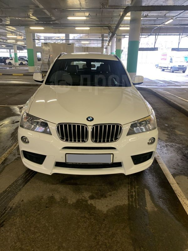 BMW X3, 2011 год, 1 150 000 руб.