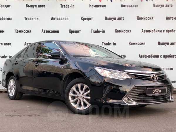 Toyota Camry, 2017 год, 1 050 000 руб.