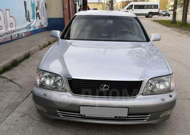 Lexus LS400, 2000 год, 570 000 руб.