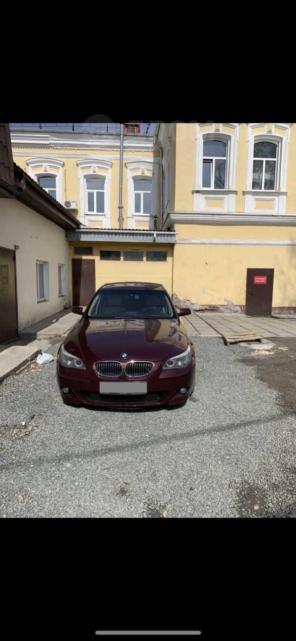 BMW 5-Series, 2008 год, 540 000 руб.