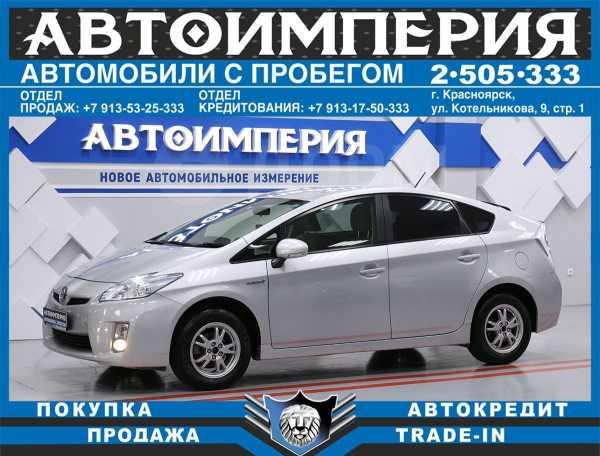 Toyota Prius, 2009 год, 768 000 руб.