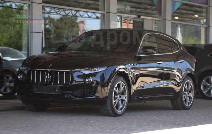 Maserati Levante, 2017 год, 3 700 000 руб.