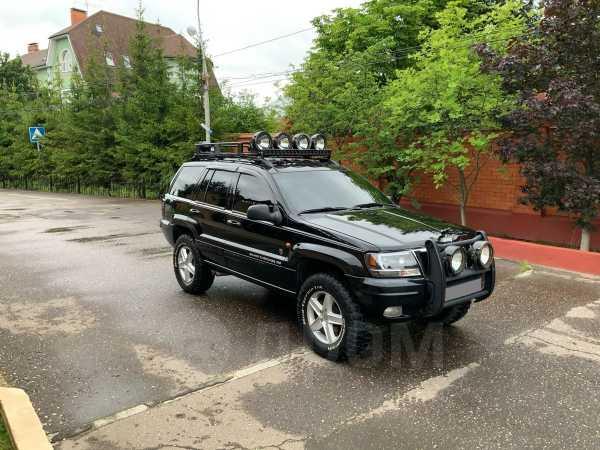 Jeep Grand Cherokee, 1999 год, 1 350 000 руб.