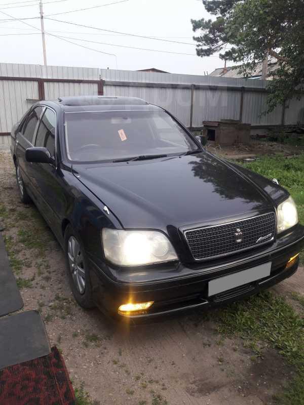 Toyota Crown, 2001 год, 180 000 руб.