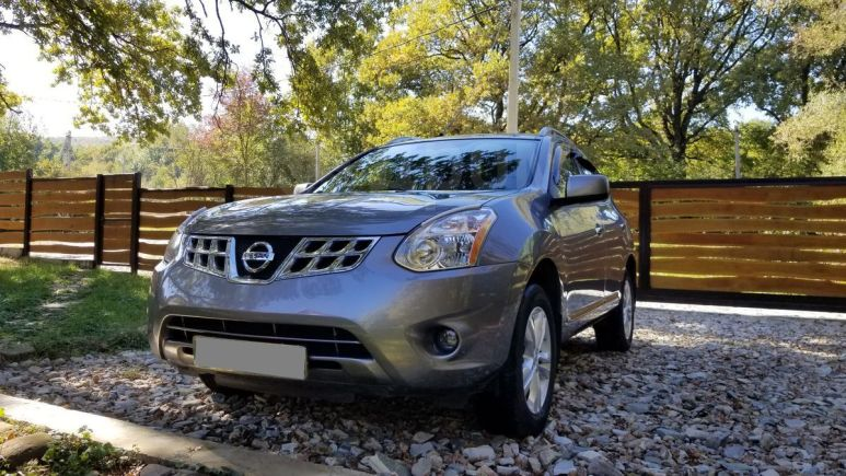 Nissan Rogue, 2012 год, 800 000 руб.