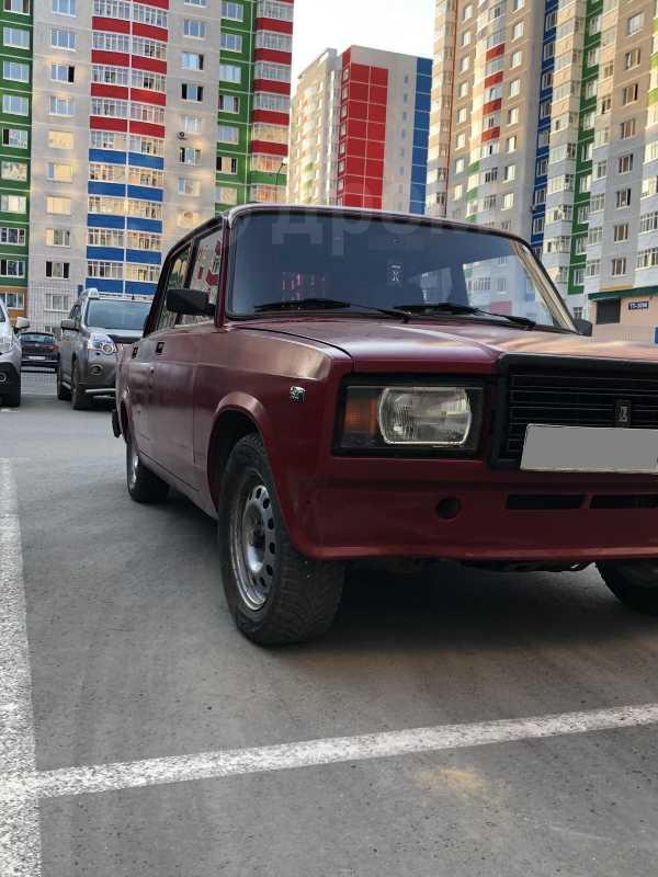 Лада 2107, 2002 год, 36 000 руб.