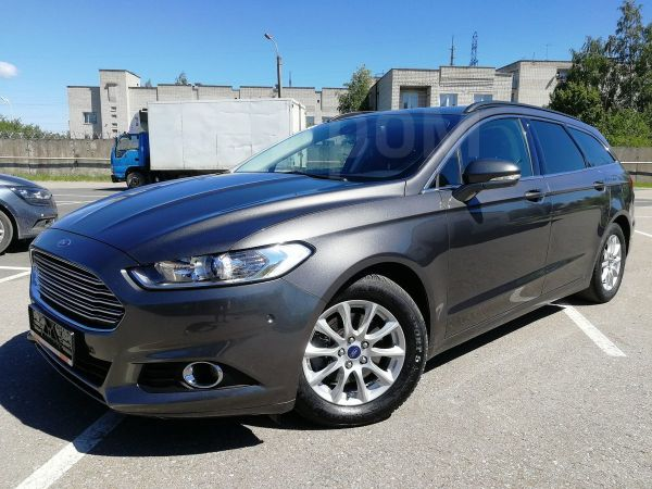 Ford Mondeo, 2016 год, 982 000 руб.